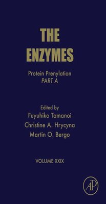 Book Protein Prenylation, Part A by Christine Hrycyna