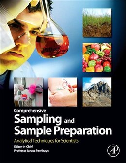 Book Comprehensive Sampling and Sample Preparation: Analytical Techniques for Scientists by Janusz Pawliszyn