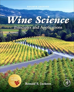 Book Wine Science: Principles And Applications by Ronald S. Jackson