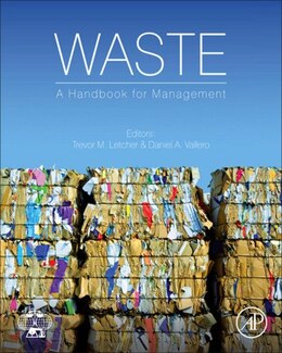 Book Waste: A Handbook for Management by Daniel Vallero