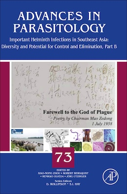 Book Important Helminth Infections in Southeast Asia: Diversity and Potential for Control and… by Xiao-nong Zhou