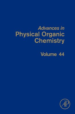 Book Advances in Physical Organic Chemistry by John P. Richard