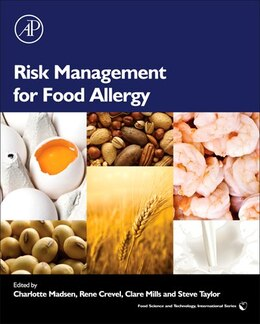 Book Risk Management For Food Allergy by Charlotte Madsen