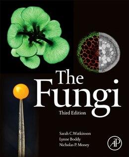 Book The Fungi by Sarah C. Watkinson