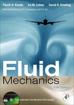 Book Fluid Mechanics by Pijush K. Kundu