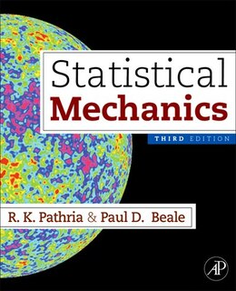 Book Statistical Mechanics by R K Pathria