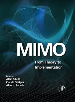 Book MIMO: From Theory to Implementation by Alain Sibille
