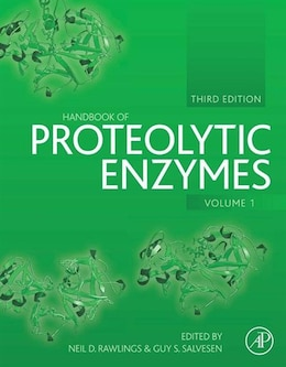 Book Handbook of Proteolytic Enzymes by Alan J. Barrett