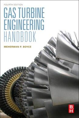 Book Gas Turbine Engineering Handbook by Meherwan P. Boyce