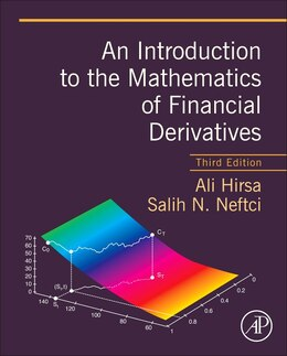 Book An Introduction To The Mathematics Of Financial Derivatives by Ali Hirsa