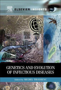 Book Genetics and Evolution of Infectious Diseases by Michel Tibayrenc