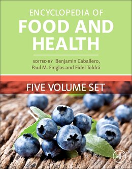 Book Encyclopedia Of Food And Health by Benjamin Caballero