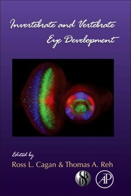 Book Invertebrate and Vertebrate Eye Development by Ross L Cagen