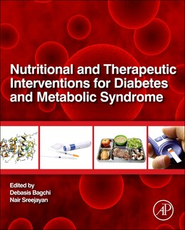 Book Nutritional and Therapeutic Interventions For Diabetes and Metabolic Syndrome by Debasis Bagchi