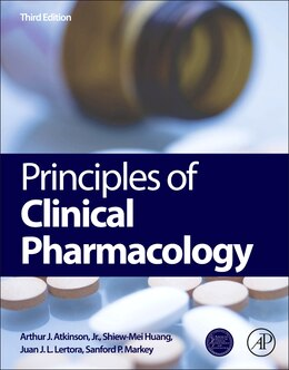 Book Principles Of Clinical Pharmacology by Arthur J. Atkinson, Jr.