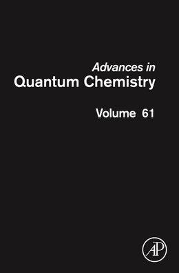 Book Advances In Quantum Chemistry by Erkki J. Brandas