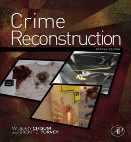 Book Crime Reconstruction by W. Jerry Chisum