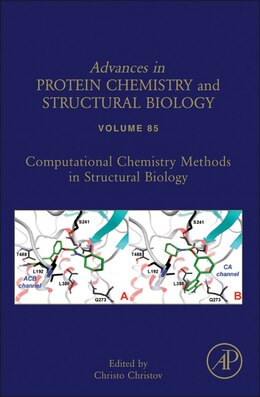 Book Computational chemistry methods in structural biology by Christo Christov