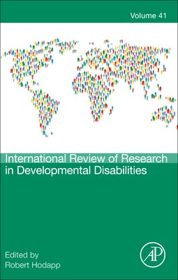 Book International Review of Research in Developmental Disabilities by Robert M. Hodapp