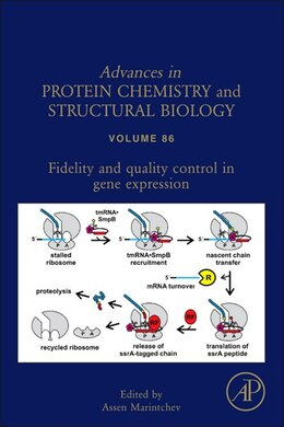 Book Fidelity and quality control in gene expression by Assen Marintchev