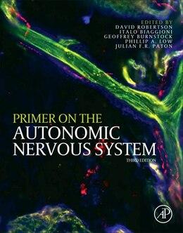 Book Primer on the Autonomic Nervous System by David Robertson