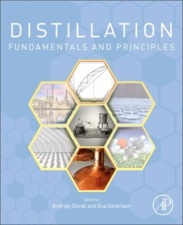 Book Distillation: Fundamentals And Principles by Andrzej Gorak