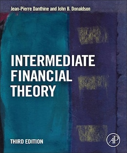 Book Intermediate Financial Theory by Jean-pierre Danthine