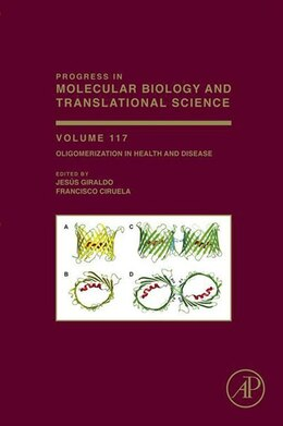 Book Oligomerization in Health and Disease by Jesus Giraldo