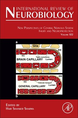 Book New Perspectives of Central Nervous System Injury and Neuroprotection by Hari Shanker Sharma