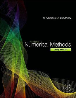 Book Numerical Methods: Using MATLAB by George Lindfield