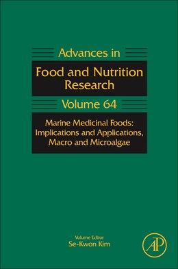 Book Marine Medicinal Foods: Implications and Applications, Macro and Microalgae by Taylor