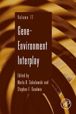Book Gene-Environment Interplay by Maria B. Sokolowski
