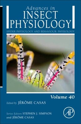 Book Spider Physiology and Behaviour: Physiology by Jerome Casas