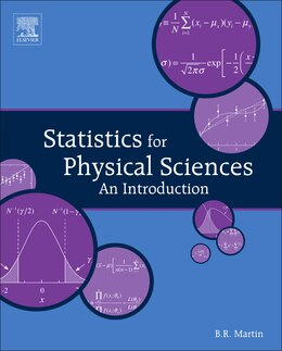 Book Statistics For Physical Sciences: An Introduction by Brian Martin