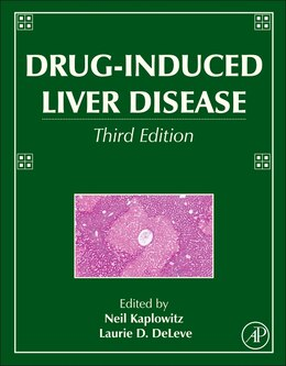 Book Drug-induced Liver Disease by Neil Kaplowitz