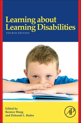 Book Learning About Learning Disabilities by Bernice Wong