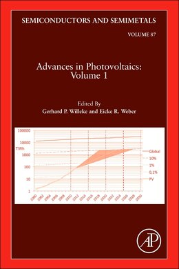 Book Advances In Photovoltaics: Part 1 by Gerhard P. Willeke