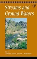 Book Streams and Ground Waters by Jeremy B. Jones