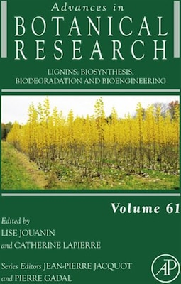 Book Lignins: Biosynthesis, Biodegradation and Bioengineering by Lise Jouanin