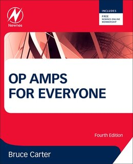 Book Op Amps For Everyone by Bruce Carter