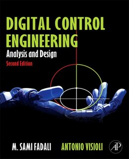 Book Digital Control Engineering: Analysis And Design by M. Sami Fadali
