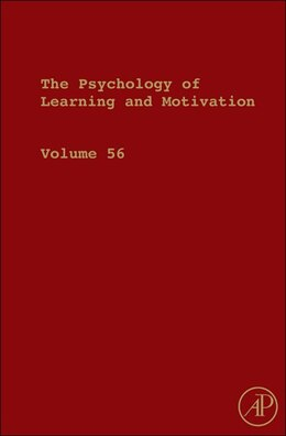 Book The Psychology of Learning and Motivation by Ross