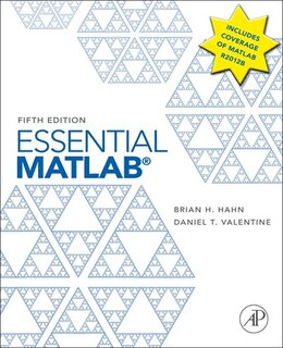 Book Essential Matlab For Engineers And Scientists by Brian Hahn