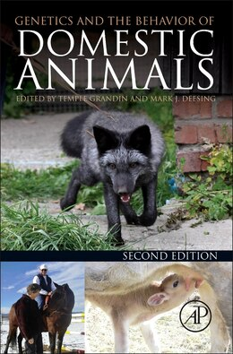 Book Genetics And The Behavior Of Domestic Animals by Temple Grandin