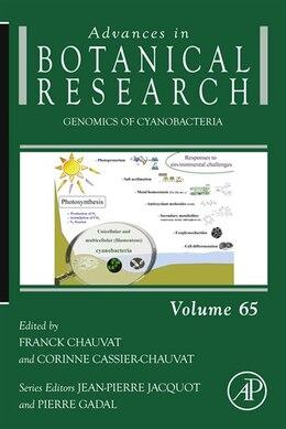 Book Genomics of Cyanobacteria by Franck Chauvat