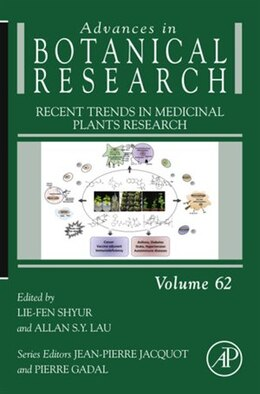 Book Recent Trends in Medicinal Plants Research by Lie-Fen Shyur