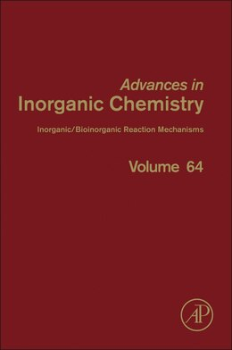 Book Inorganic/Bioinorganic Reaction Mechanisms by Rudi Van Eldik