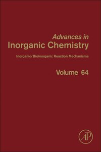 Inorganic/Bioinorganic Reaction Mechanisms