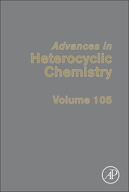Book Advances in Heterocyclic Chemistry by Alan R. Katritzky