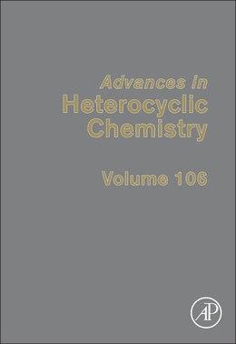 Book Advances In Heterocyclic Chemistry by Alan R. Katritzky